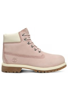 Youth 6-inch Premium Boot Pink