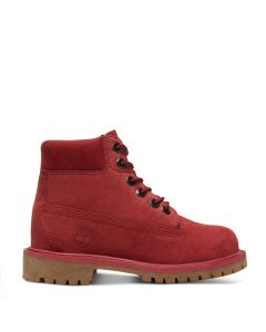 Toddler 6-inch Premium Boot Red