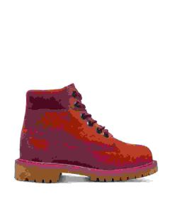 Youth 6-inch Premium Boot Red